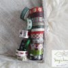 10034. Weihnachten Washi Tape 1 m Sample